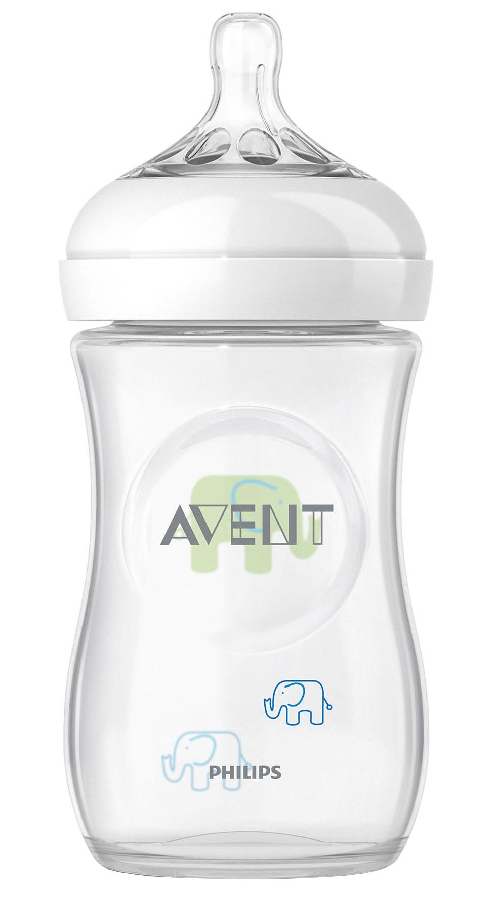 AVENT SCF627/17 260 ml, 1M+ bērnu barošanas pudelīte