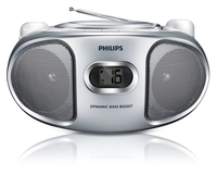 Philips AZ 105S/12 magnetola
