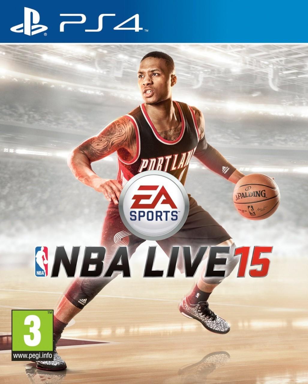 SONY PS4 NBA LIVE 15