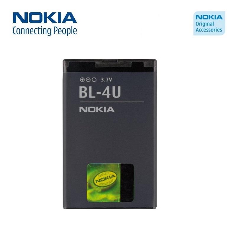 Nokia BL-4U Original Battery for E66 E75 Li-Ion 1000mAh (M-S akumulators, baterija mobilajam telefonam
