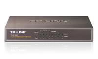 TP-Link 8-Port 10/100Mbps Desktop Switch with 4-Port PoE komutators