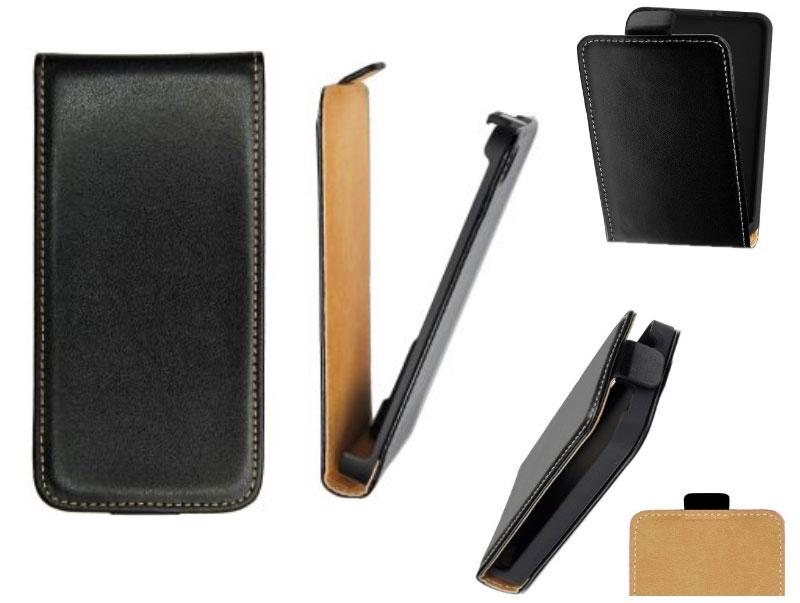 Forcell Slim Flip Case Samsung G850F Galaxy Alpha maciņš, apvalks mobilajam telefonam