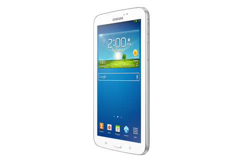 Samsung Galaxy Tab3 7.0 8GB Wi-Fi 3G White Planšetdators