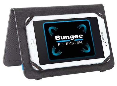 """Targus Universal Tablet Flip Case 7-8"""" Grey planšetdatora soma"""