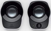 Logitech Z120 2.0/ Black/ 1.2W RMS, USB, 3.5mm Audio datoru skaļruņi