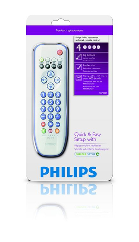PHILIPS SRP3004/53 pults
