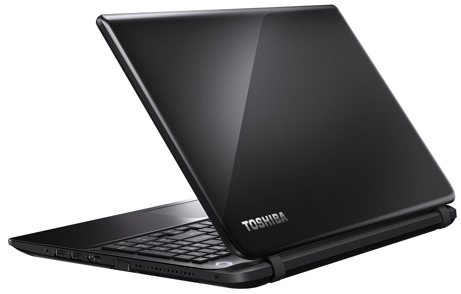Toshiba Satellite L50-B-1U5 Black Portatīvais dators