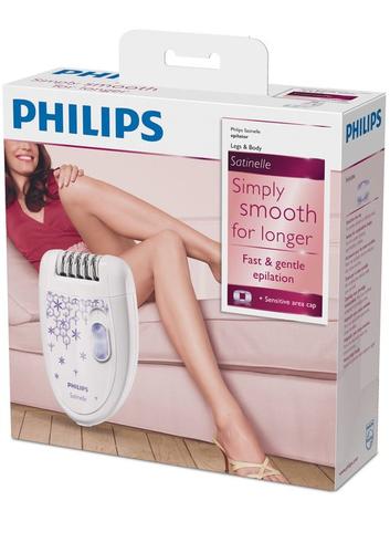 Philips HP 6421/00 Epilators