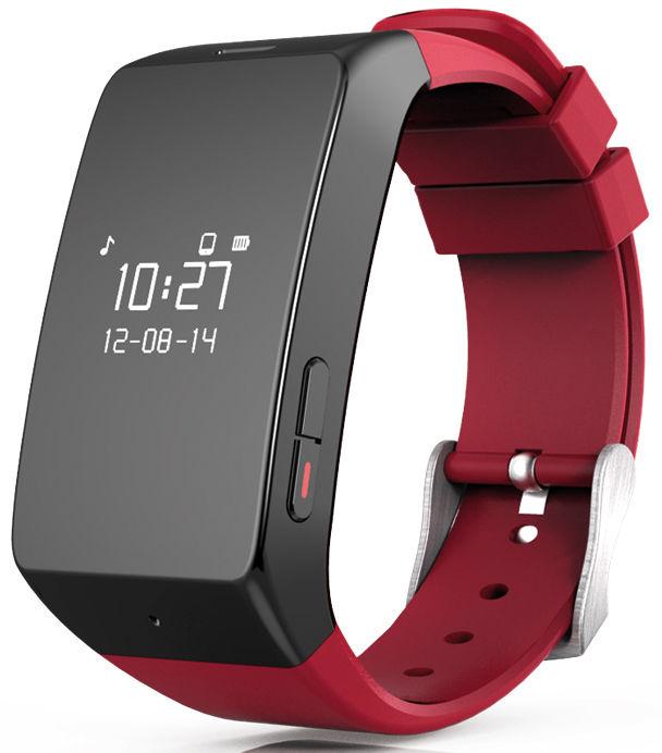 MyKronoz Smartwatch ZeWatch2 Red Viedais pulkstenis, smartwatch