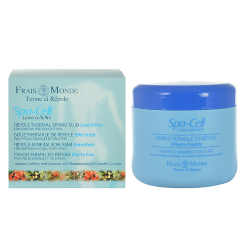 Frais Monde Spa-Cell Linea Cellulite Thermal Spring Mud 500ml kosmētika ķermenim