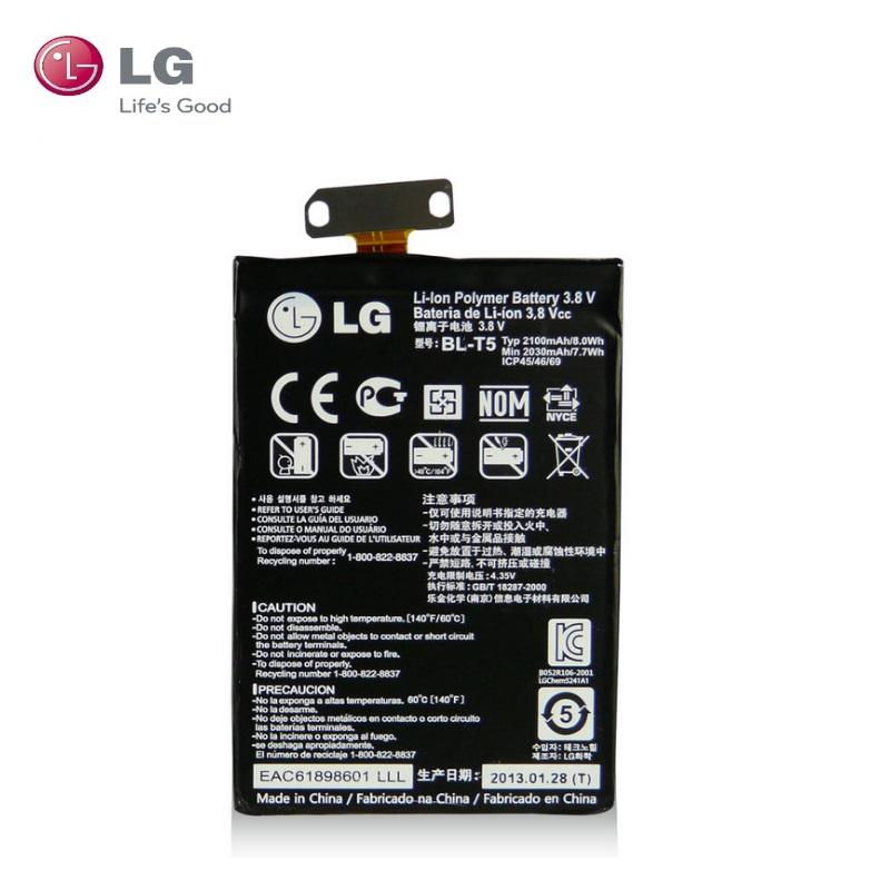 LG BL-T5 Original Battery for E960 Nexus 4 / E970 Optimus G akumulators, baterija mobilajam telefonam