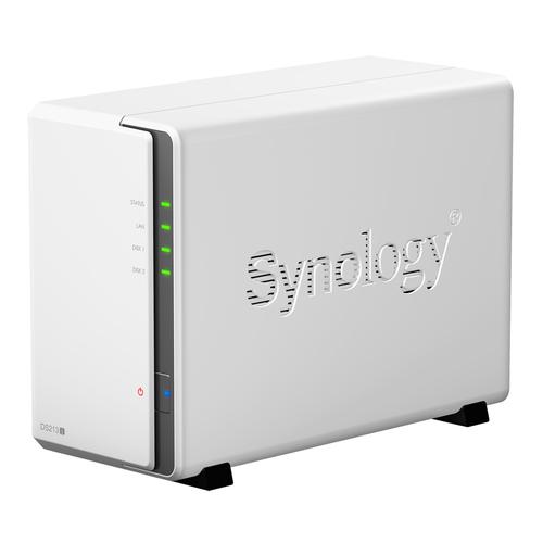 SYnology DS213J serveris