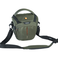 Vanguard 2GO 14Z GR Shoulder Bag / Unique cushioned bottom / soma foto, video aksesuāriem