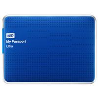 WD MyPassport Ultra 1TB USB3.0 Blue Ārējais cietais disks