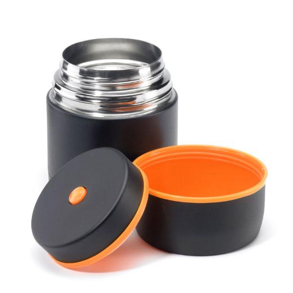 Esbit Food Jug 0.75 L Black termoss