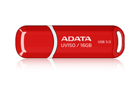 A-DATA UV150 16GB USB3.0 Stick Red USB Flash atmiņa
