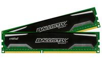 MEMORY DIMM 8GB PC12800 DDR3/KIT2 BLS2CP4G3D1609DS1 CRUCIAL operatīvā atmiņa