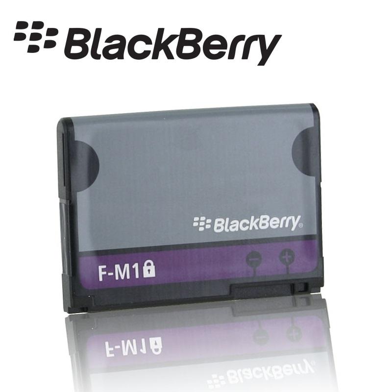 BlackBerry F-M1 Original battery for Pearl 9100 3G Pearl 910 akumulators, baterija mobilajam telefonam