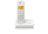 PHILIPS D1501W/51 telefons