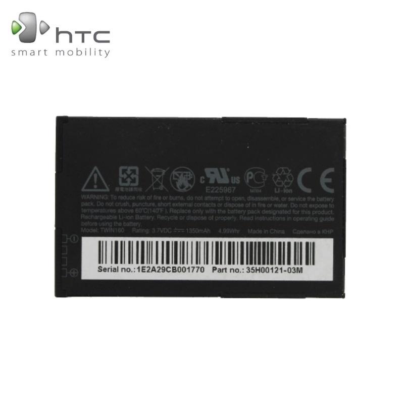 HTC BA S380 Original Battery for Hero Android G3 Li-Ion 1350 akumulators, baterija mobilajam telefonam
