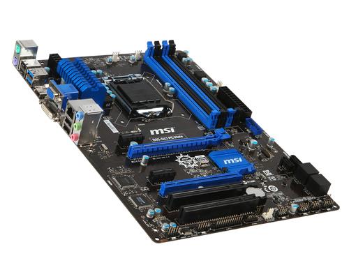 MSI MB B85 S1150 ATX/B85-G41 PC MATE pamatplate, mātesplate