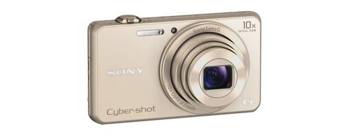 Sony DSC WX220 Gold Digitālā kamera