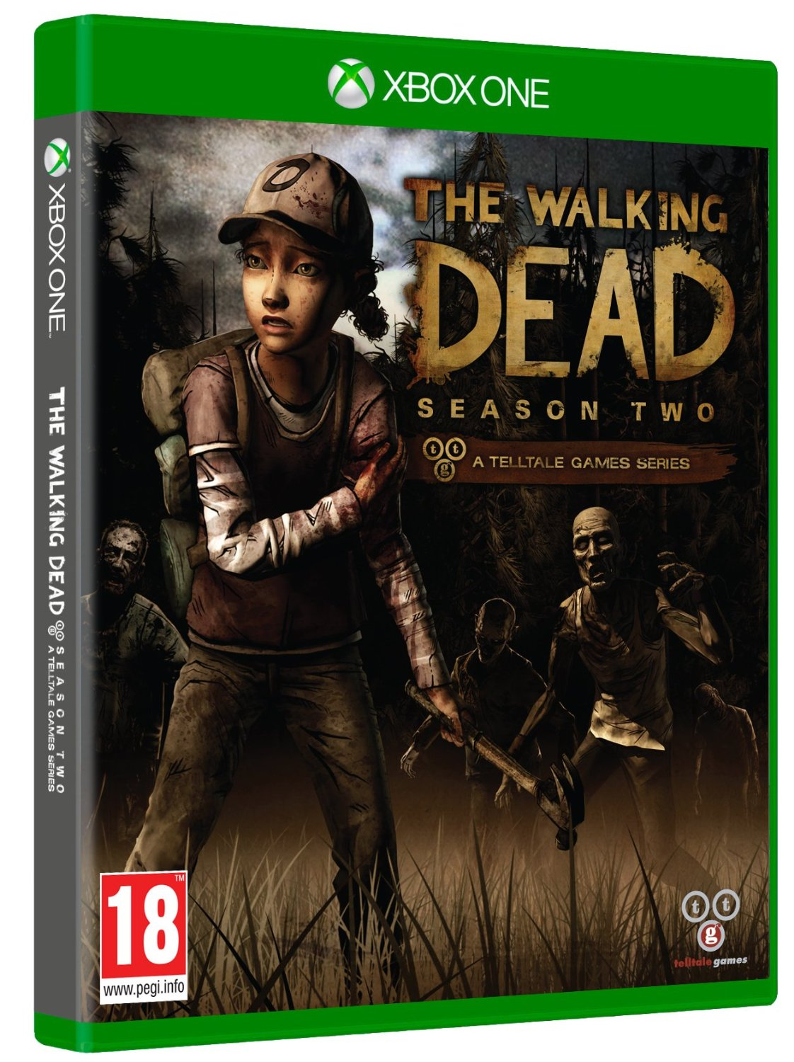 Microsoft XOne Walking Dead Season 2