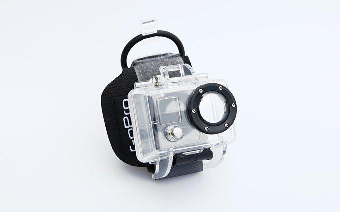HD HERO Wrist Housing Sporta kameru aksesuāri