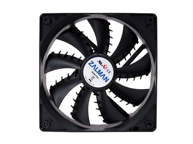 ZALMAN120MM CASE FAN - SHARK FIN BLADE ventilators