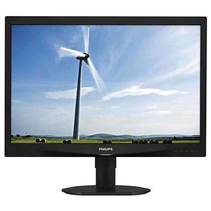 Philips 240S4QYMB/00, 24inch, PLS, D-Sub/DVI monitors