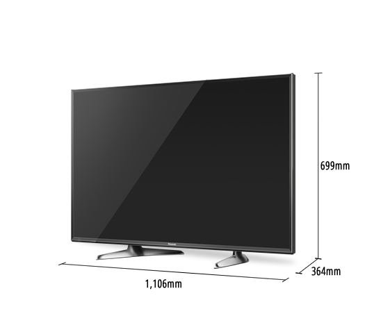 Panasonic TX-49DX600E LED Televizors