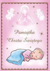 Wydawnictwo Diecezjalne i Drukarnia w Sandomi Pamiatka chrztu sw. - rozowa - 31964 31964