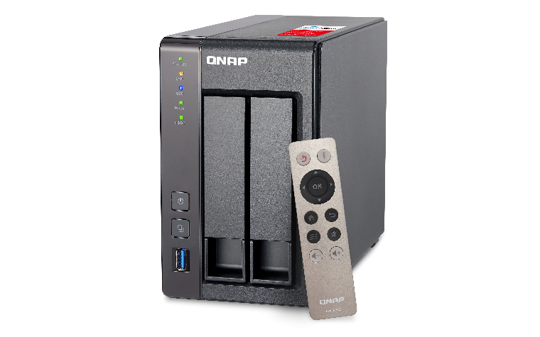 NAS STORAGE TOWER 2BAY 8GB/TS-251+-8G QNAP