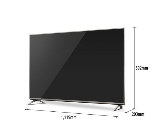 Panasonic TX-50DX700E LED Televizors