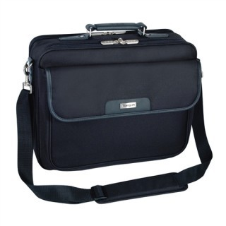 Targus Notepac Plus notebook bag 15.4'' - 16'' black portatīvo datoru soma, apvalks