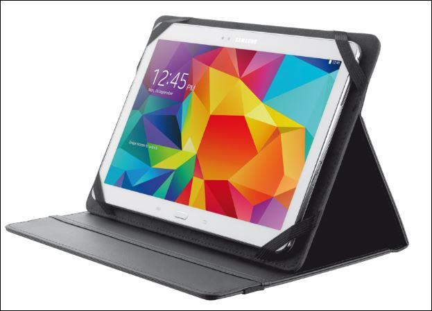 Primo Folio Case with Stand for 10'' tablets planšetdatora soma