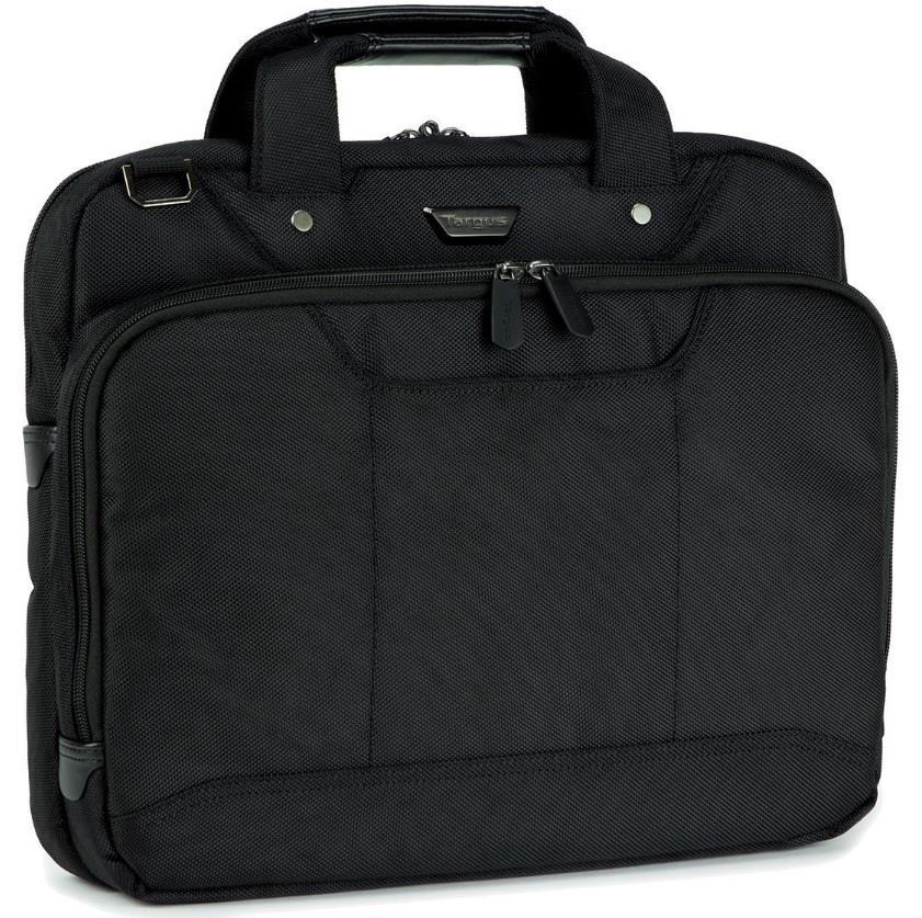 Targus Corporate Travel ler 14'UltraThin Toploa portatīvo datoru soma, apvalks