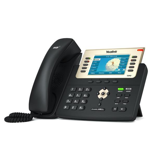 IP Telefon Yealink SIP-T29G telefons