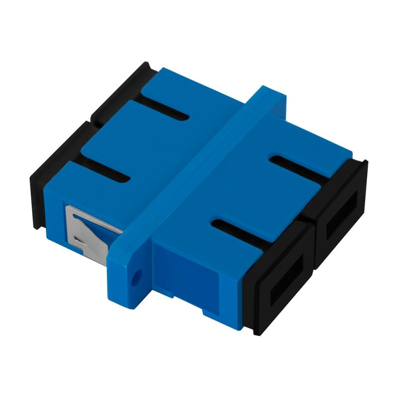 Optic Adapter SC/UPC     duplex SingleMode kabelis, vads