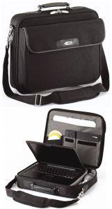 Targus Notepac Laptop Case portatīvo datoru soma, apvalks