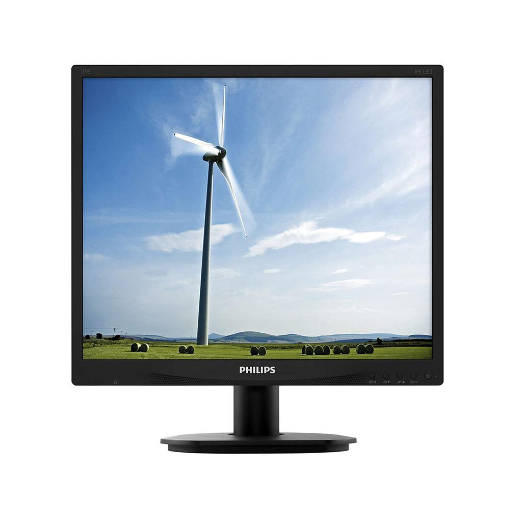 Philips 19S4QAB 19'', 1280x1024, ADS, D-Sub/DVI monitors