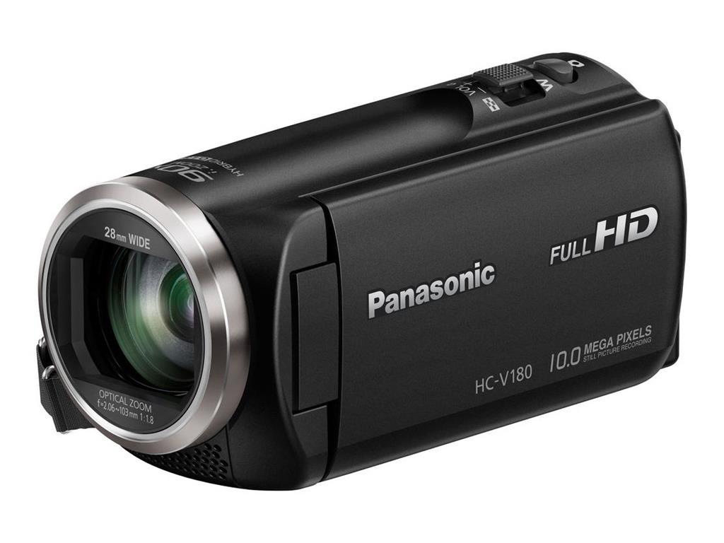 Panasonic HC-V180EP-K Video Kameras