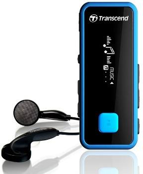 Transcend MP350  8GB Digital mp3 Music Player, LED Display MP3 atskaņotājs
