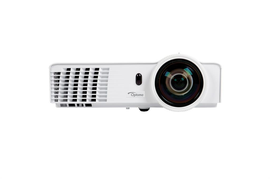 Projector Optoma GT760 DLP, Short Throw 720p, 3400 20000:1 projektors