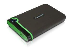 Transcend 25M3 2.5'' 2TB USB3, Meets USA military drop test Ārējais cietais disks