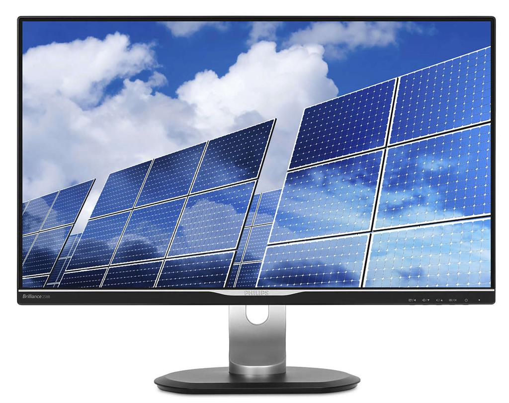 Philips 258B6QUEB/00 25inch, panel IPS, WQHD, D-Sub/DVI/DP monitors