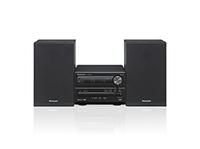 Panasonic SC-PM254EG-K black mūzikas centrs
