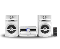 Panasonic SC-UX104EG-W white mūzikas centrs
