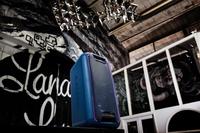 Sony GTK-XB5L blue mūzikas centrs