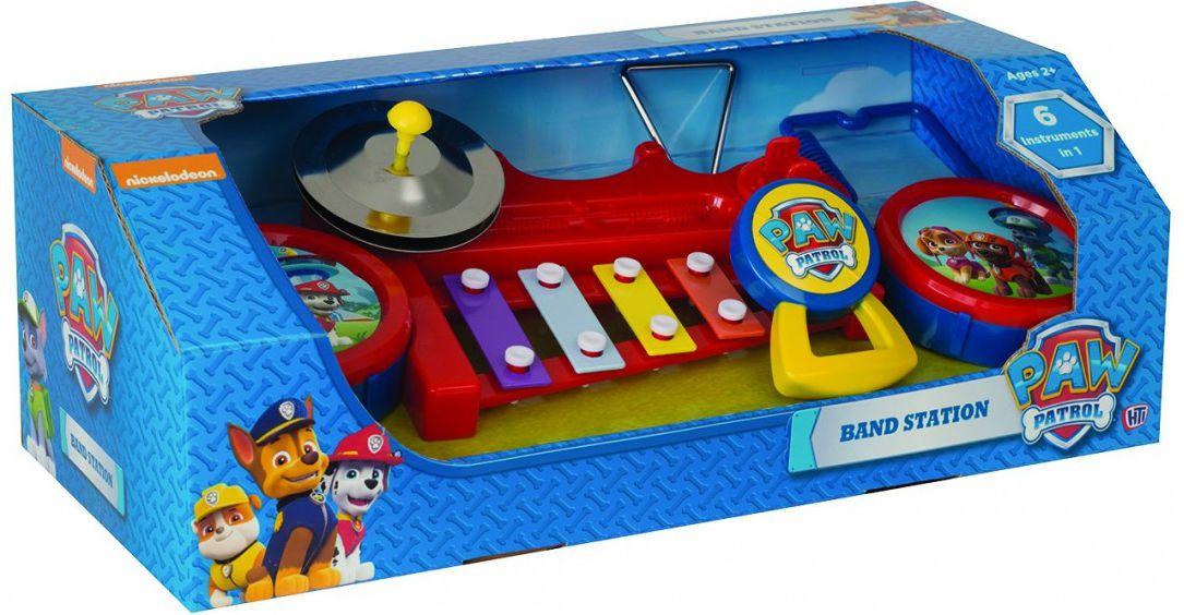 Cobi Zestaw instrumentow muzycznych 6w1 Psi Patrol (583662) GXP-583662